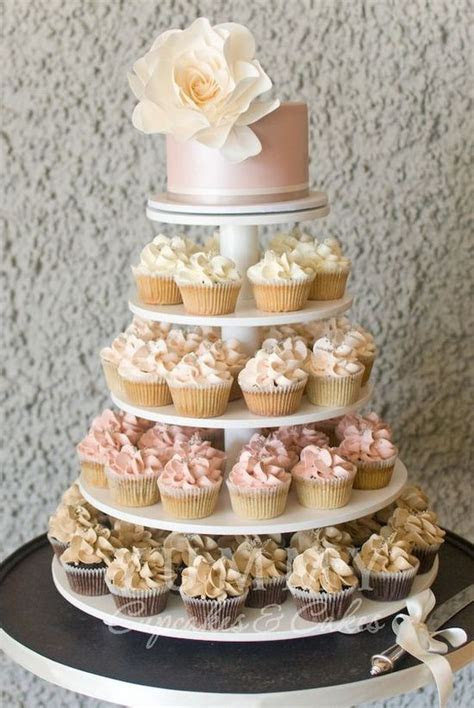25 Delicious Wedding Cupcakes Ideas We Love   Deer Pearl