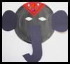 Las máscaras de elefante: ¿Cómo dar instrucciones Máscaras