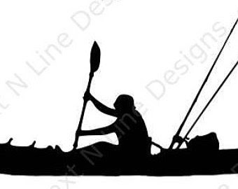 Download Bass Boat Silhouette at GetDrawings   Free download