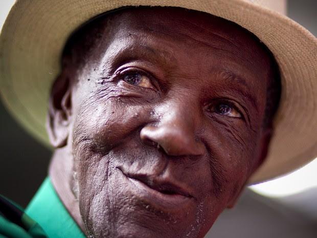 Delegado morreu nesta segunda-feira (12), aos 90 anos, em Caxias (Foto: Gustavo Pellizzon / Agência O Globo)