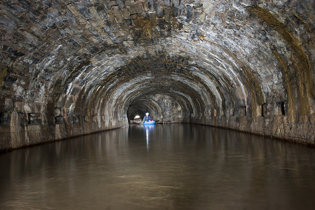 Chard Ctunnel Noel Jenkins Geograph Britain And