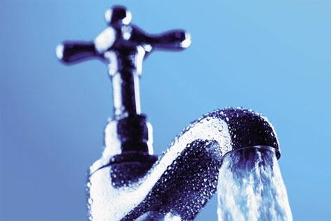 A água já começou a chegar às torneiras dos moradores de Alvorada (Foto: Reprodução)