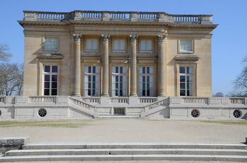 Neoclassical Petit Trianon, Versailles