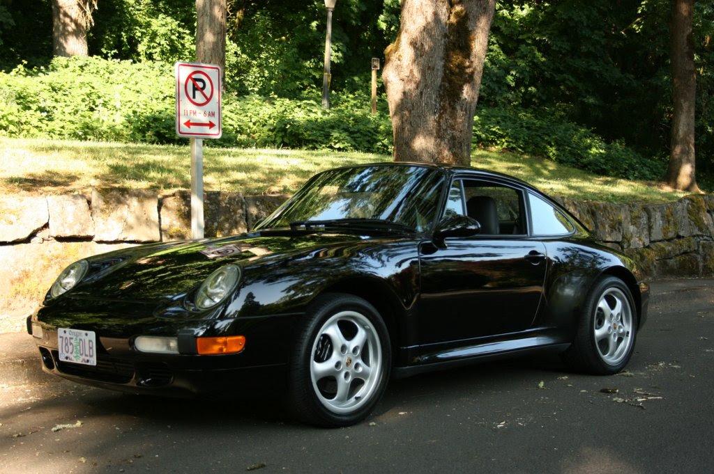 1998 Porsche 911 C2 S Sports Car Shop