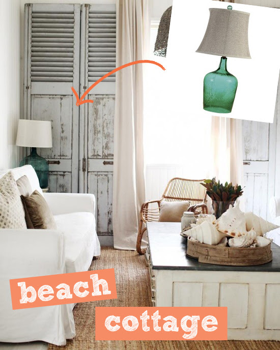 Get The Look – Coastal Table Lamps :: | Tuvalu Home