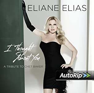 Eliane Elias - I Thought About You cover