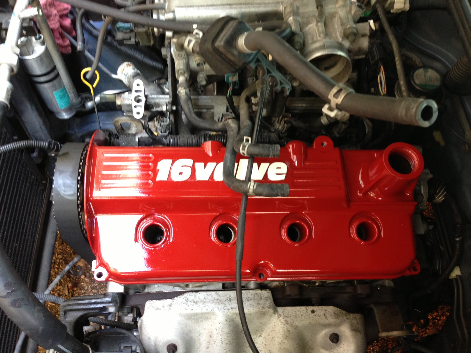 1 6 Liter 16valve Engine Geo Tracker Classic Cars And Tools