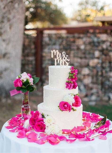 30 Fuchsia & Hot Pink Wedding Color Ideas   Deer Pearl Flowers