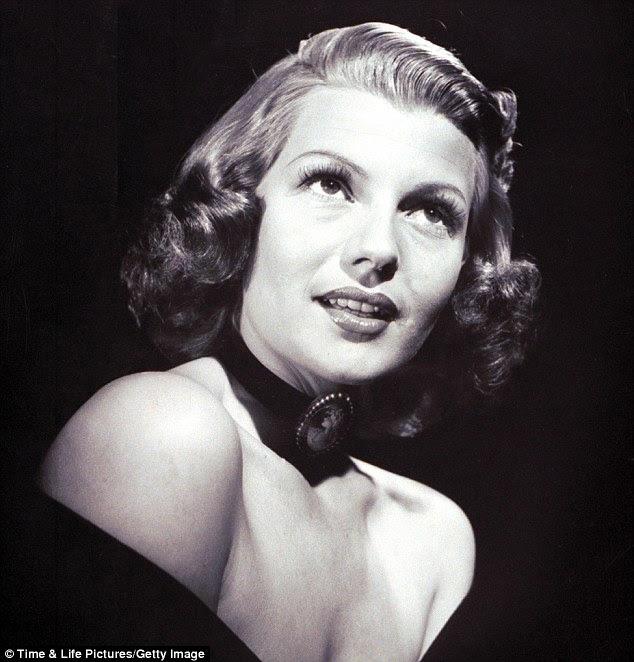 Hollywood glamour: imagem icónica utilizada na capa da revista Life em 1947, que fez dela uma pinup internacionais