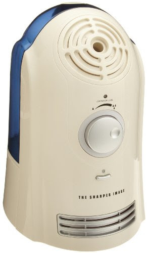 Quiet Humidifier The Sharper Image Ev Hd10 Cool Mist Ultrasonic 1