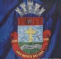 Bandeira de São Bento do Una
