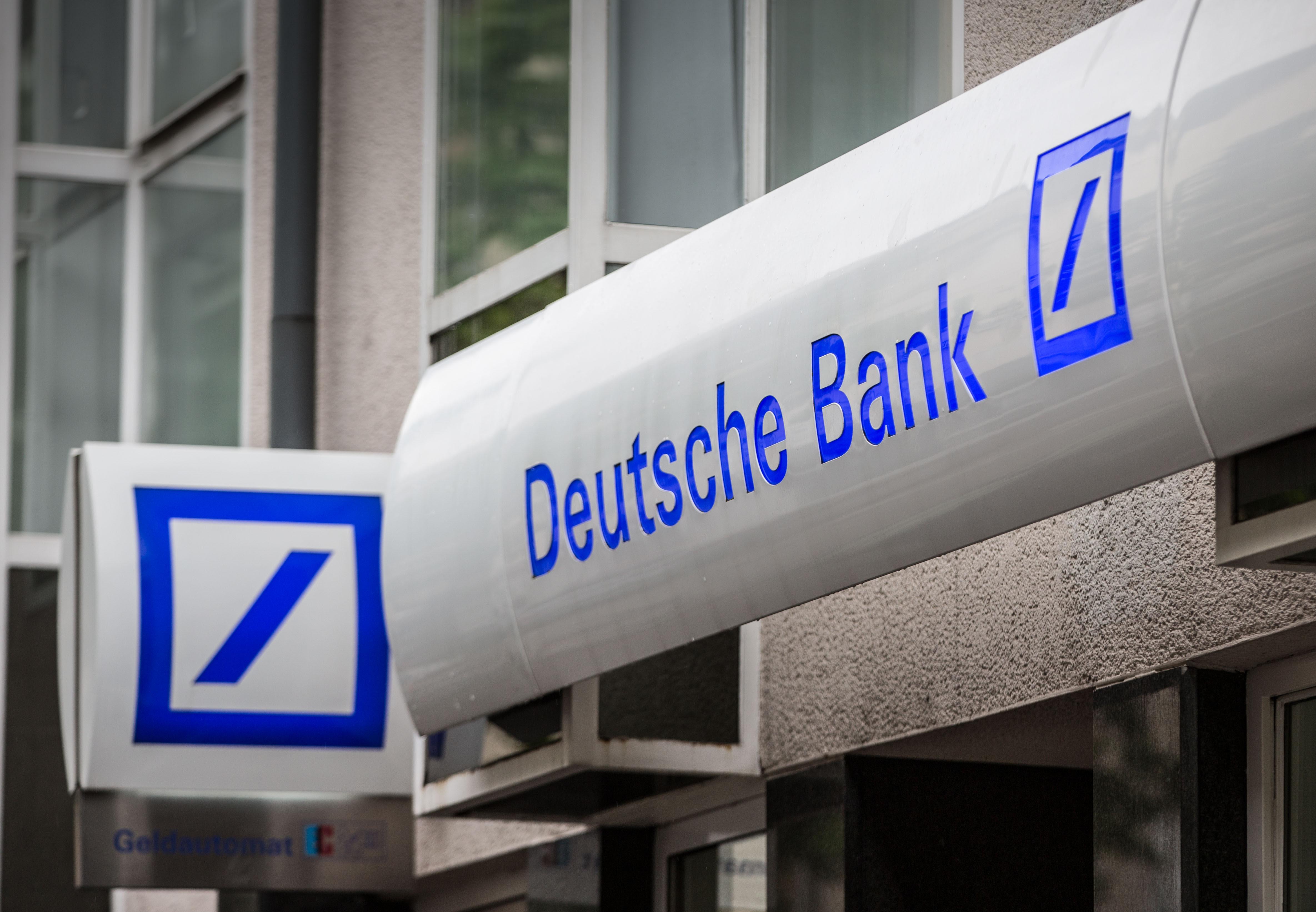 Deutsche Bank löscht explosive Studie über Nacht