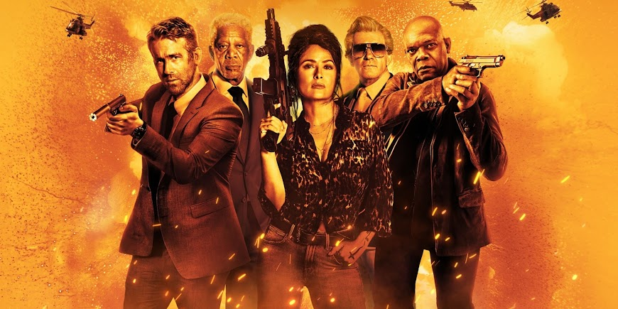 Hitman's Wife's Bodyguard (2021) Movie English Full Movie