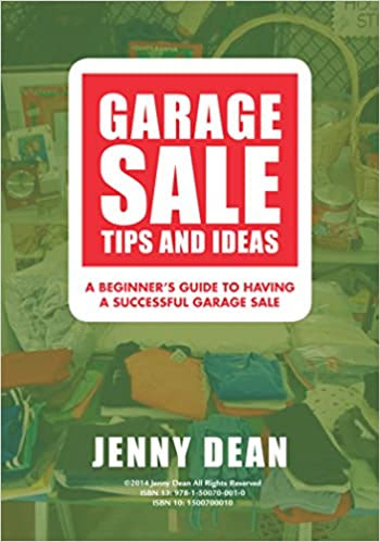 Garage Sale tips and Ideas