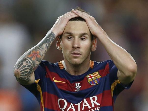 El Tatuador De Messi