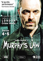 Murphy's Law: Season Four and Five, a Mystery TV Series