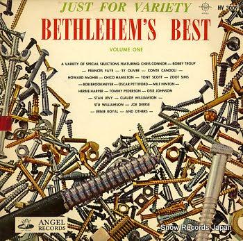 V/A bethlehem's best