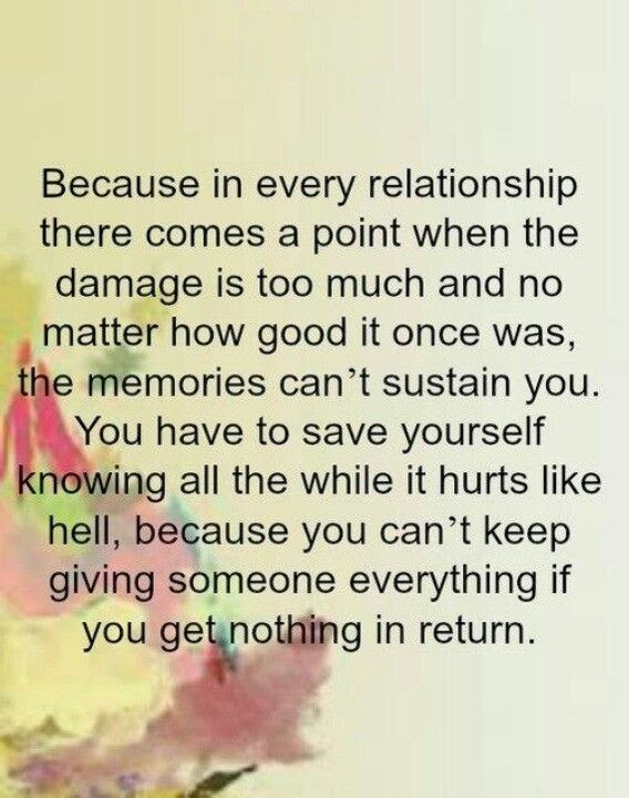 Quotes About Getting Nothing In Return Quotes