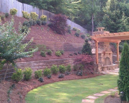 Steep Hillside Landscaping Ideas