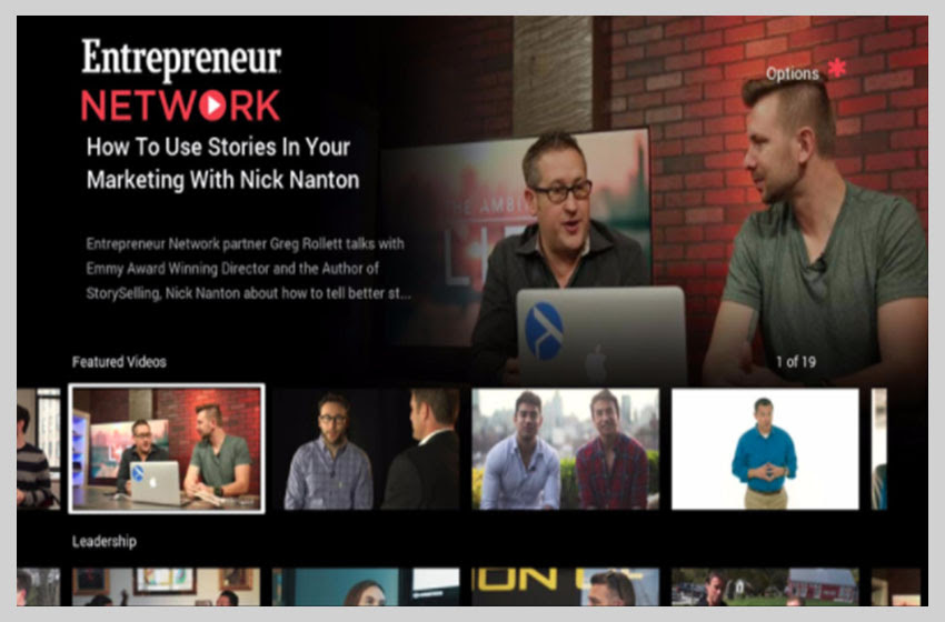 10 Must-See Small Business Roku Channels Owners and Entrepreneurs - Entrepreneur Network