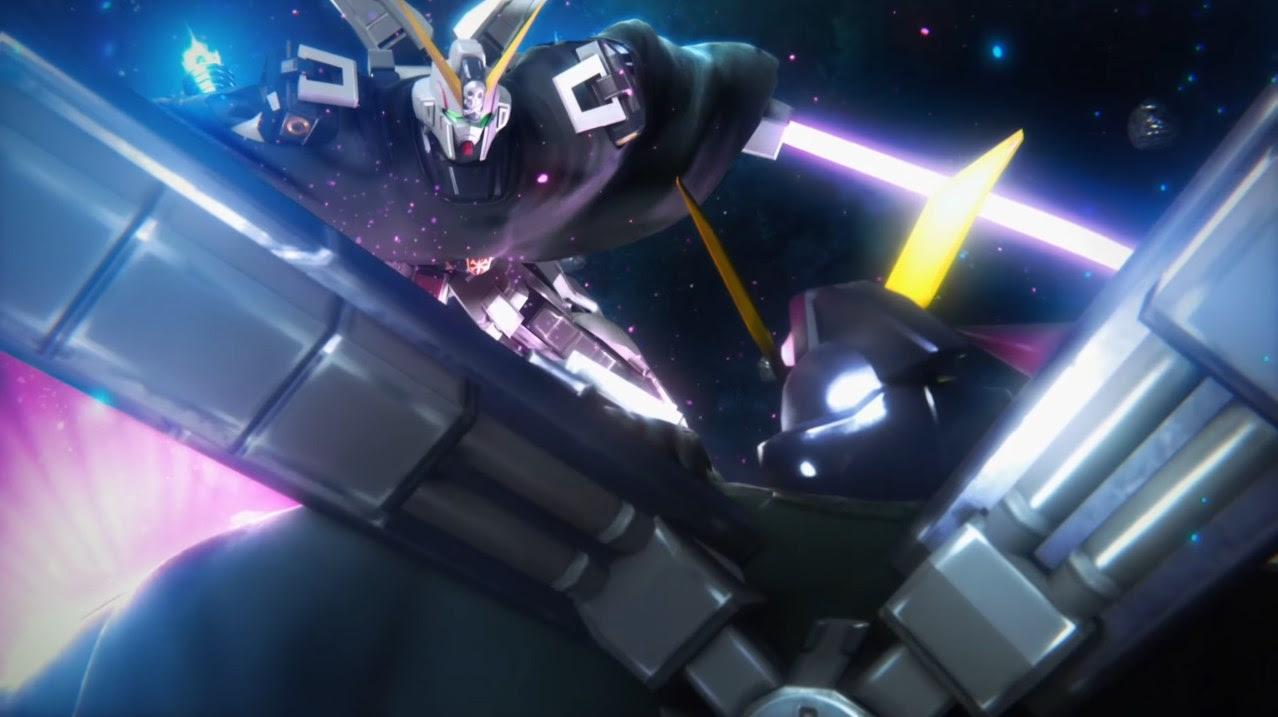 Gundam Versus open beta begins the fight on September 2 in Southeast Asia screenshot
