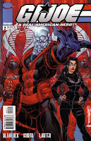 G.I. Joe, vol. 2. Issue #2 cover