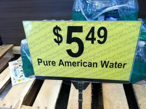 Walgreens price-gouging bottled water