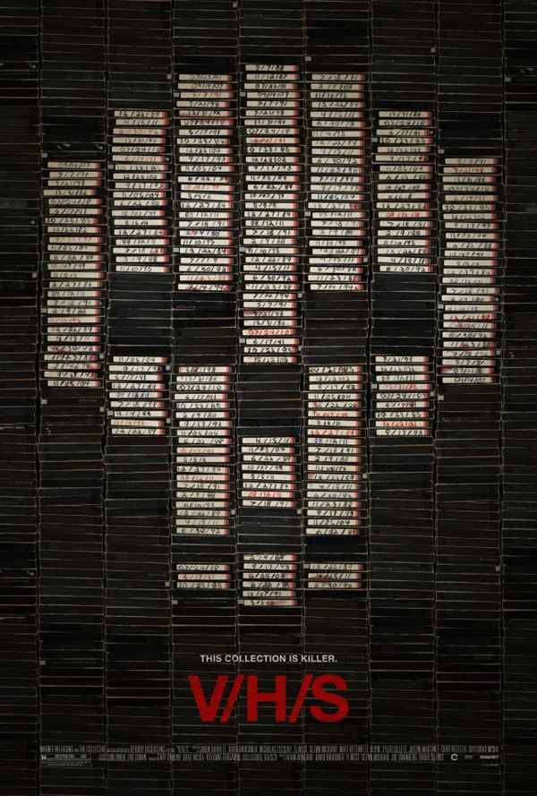 V/H/S movie poster - click for more at DreadCentral.com