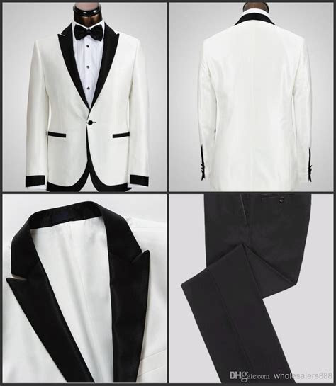 Black And White Suit Jacket   My Dress Tip