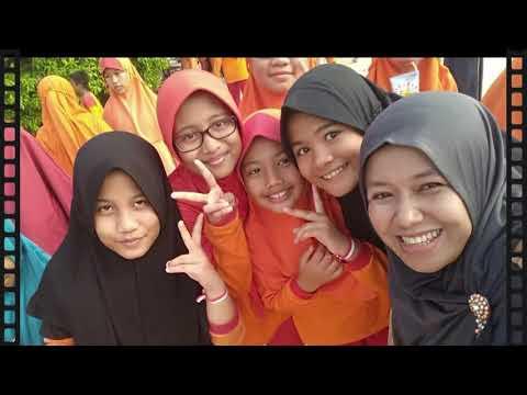 School Memories kelas VI al-Azhim SD al-Rasyid Pekanbaru