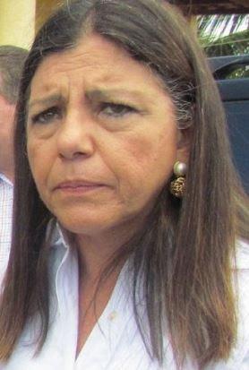 Ex-governadora Roseana Sarney.