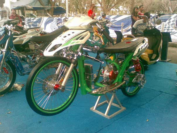 Yamaha Mio Racing