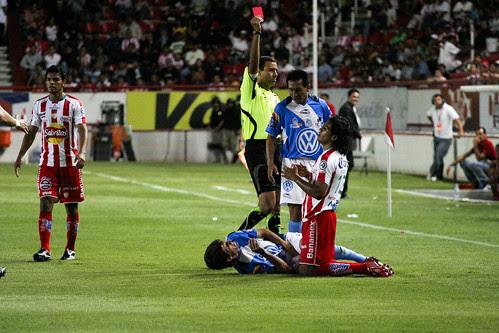 Necaxa 0-0 Puebla