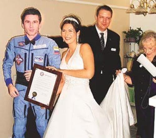 Aug10-2003-Malenchenko-wedding