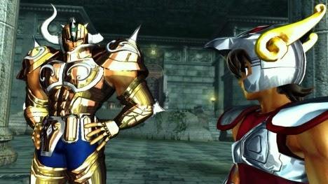 Saint Seiya Senki: Novo jogo dos Cavaleiros do Zodíaco para Ps3