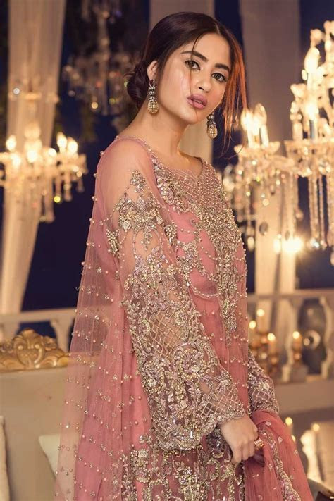 Maria B Couture Latest Fancy Formal Wedding Dresses 2019