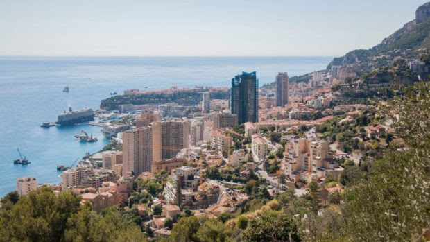 About to move to Monaco? Here's where you'll find Property with a Swimming Pool