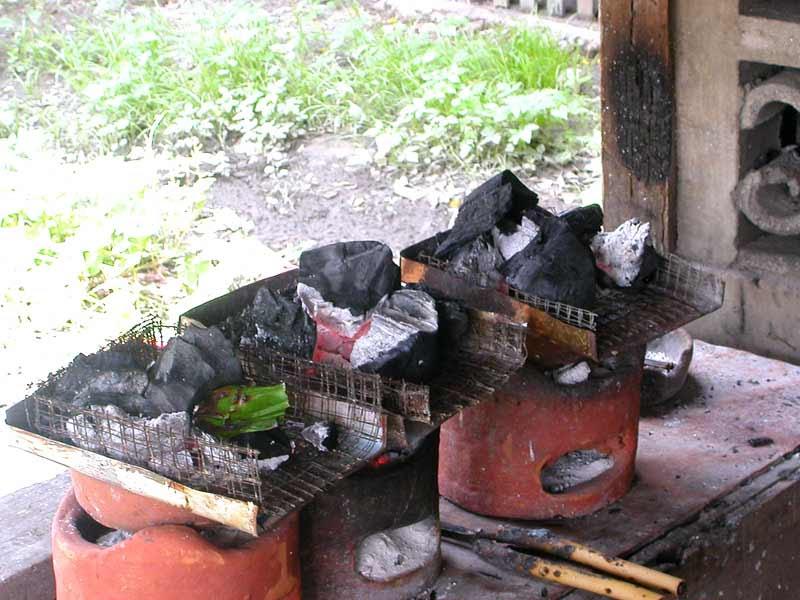 bibingka oven
