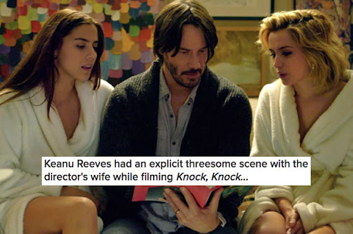 13 Behind-The-Scenes Stories About Movie Sex Scenes That Are Almost Too Awkward To Believe