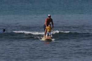 Peruanos en el Mundo: surfeando las olas….