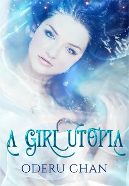 Couverture A girl utopia