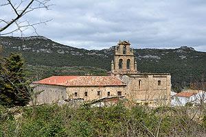 Resultado de imagen de Monasterio de Santa María de Herrera