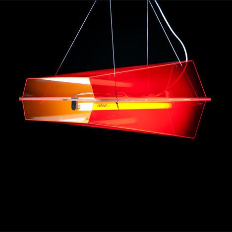 reheat pendant lamp han koning 21 60 Examples of Innovative Lighting Design