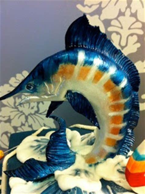 Confetti Cakes: Marlin Cake