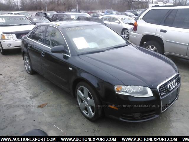 2008 Audi A4 32 Quattro For Sale