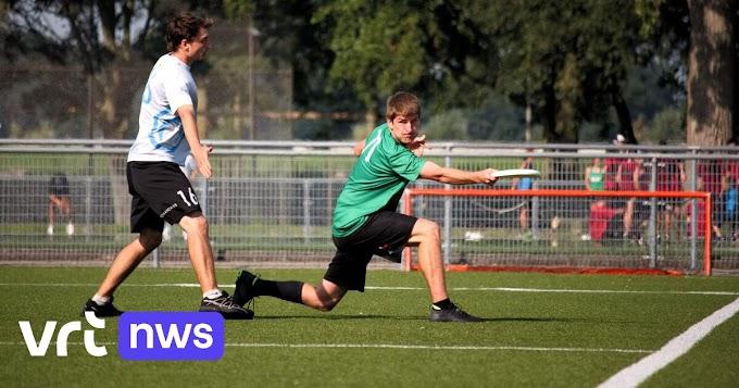 Gentle Ultimate frisbee-ploeg uit Gent mist WK op een haar na