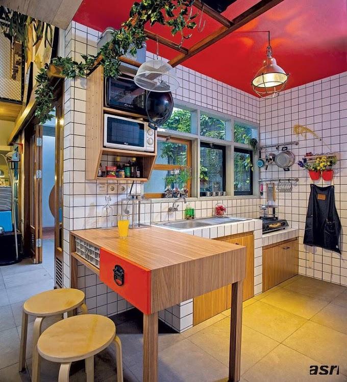 Desain Ruang Dapur Dan Ruang Makan   Ide Rumah Minimalis