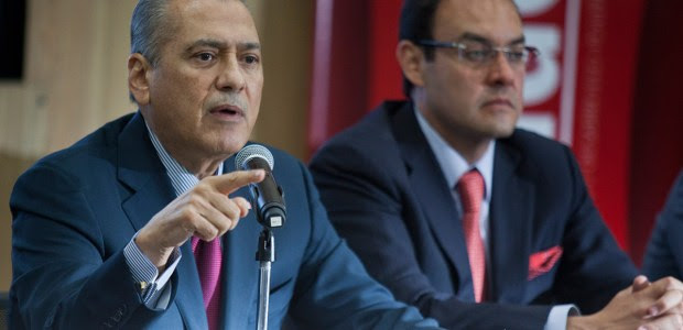 Manlio Fabio Beltrones, líder nacional del PRI. Foto: Octavio Gómez