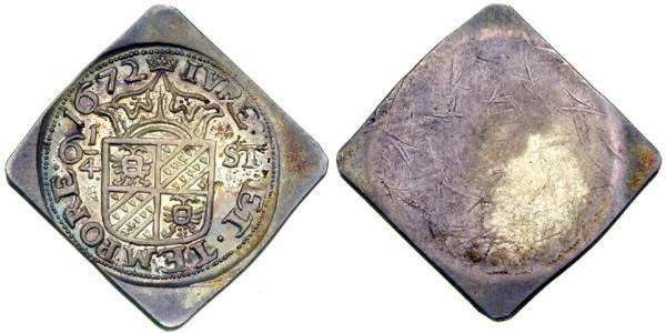 6 Stuiver Regno dei Paesi Bassi Argento