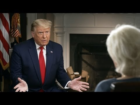 Why We Didn't Fault Trump Walking Out Of 60 Minutes Interview